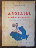 ARDEALUL PAMANT ROMANESC - MILTON G. LEHRER