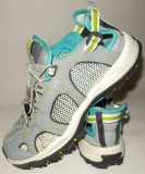 Adidasi sport vara SALOMON Contagrip usori ca noi (38) cod-451135