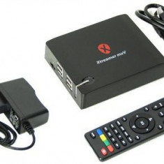 Media-player PNI Xtreamer MXV Pro, Tuner TV, Quad Core, Android 5.1.1, 1GB, DDR3, 8GB, eMMC, 4K - Cartela Cosmote