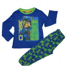 Pijama baieti Sun City Patrol HQ2067-AL, Albastru