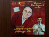 George Strugurel george udila muzica lautareasca veche cd disc taraf party
