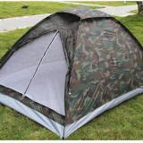 Cort 200 x 200 x 135h Impermeabil, Ideal  Pescuit, Padure, Camping.