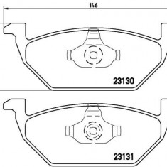 Set placute frana BREMBO P 85 041