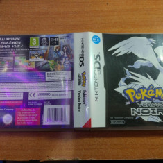 Joc ds/ dsi Pokemon version noire
