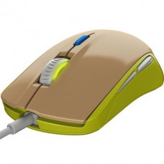 Mouse Gaming Steelseries Rival 100 Gaya Green, USB, Optica