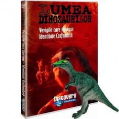 Lumea dinozaurilor- Verigile care lipseau/identitate confundata, DVD, Romana, discovery channel