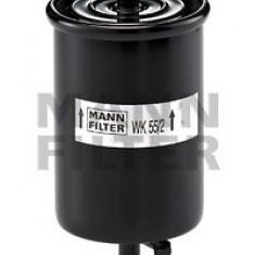 Filtru combustibil MANN-FILTER WK 55/2