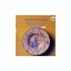 CORELLI, VIVALDI, TARTINI, PERGOLESI - Das italienische Barock ( disc vinil )