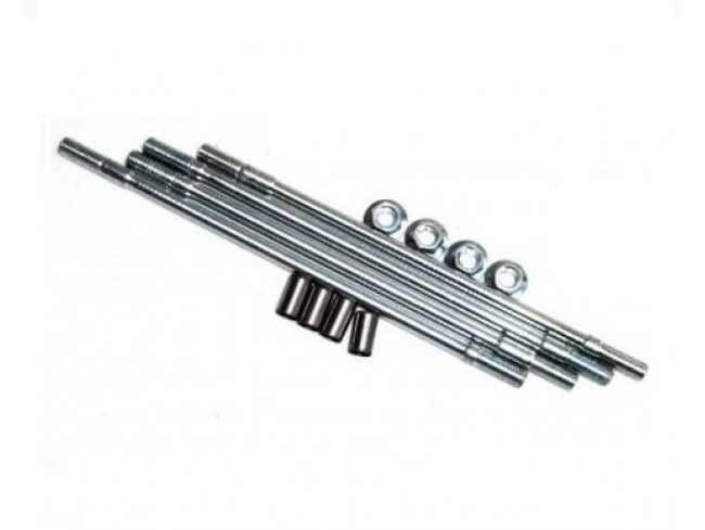 Set prezoane cilindru motor GY6 139QM 50CC