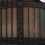Porti , usa, gard fier forjat  deschidere ideala 9-16m