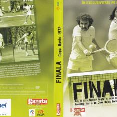 Finala Cupei Davis 1972 - Film documentare productii romanesti, DVD, Romana