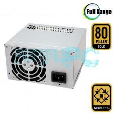 Super pret! Sursa ATX 300W 80 PLUS Gold SATA Molex PFC Activ Full Range GARANTIE, 300 Watt, Fortron