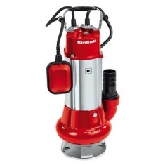 Pompa pentru apa murdara Einhell GC-DP 1340 G, 1300W, 23000 l/h - Pompa gradina Einhell, Pompe submersibile, de drenaj