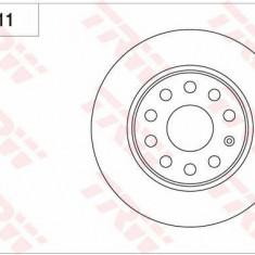 Disc frana TRW DF7911