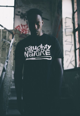 Tricou rap Naughtz by nature foto