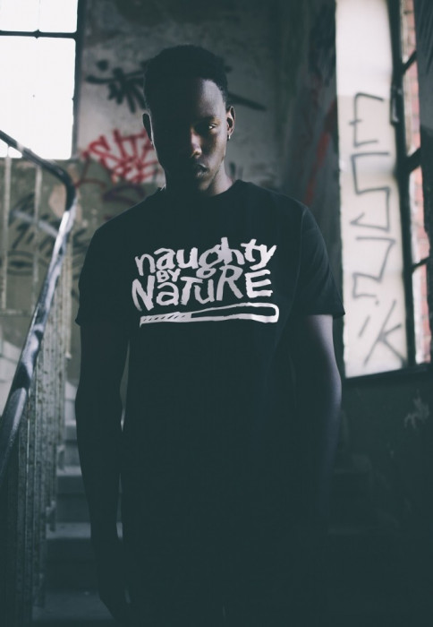 Tricou rap Naughtz by nature