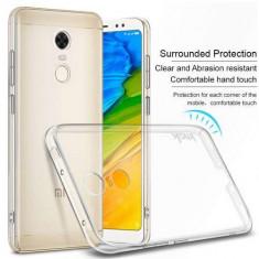 Husa Xiaomi Redmi Note 5 / Xiaomi Redmi 5 Plus Transparenta