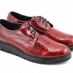 Pantofi dama casual din piele naturala - PHMIOCROCOR - Pantof dama, Marime: 35, 36, 37, 38, 39, 40