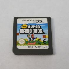 Joc Nintendo DS 3DS 2DS - New Super Mario Bros - Jocuri Nintendo DS, Toate varstele, Single player