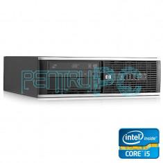 Ieftin! Calculator Intel Core i5-3470S 3.6GHz 4GB DDR3 500GB DVD-RW GARANTIE!, 4 GB, 500-999 GB, HP