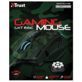 Mouse Gaming Gxt 155C Verde Camuflat, Trust