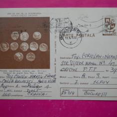 HOPCT 37392  MONEDE ROMANE REPUBLICANE/ARAD -MUZEU NAT ISTORIE RO-CIRCULATA
