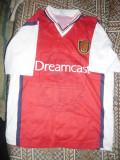 Tricou al Echipei Fotbal Arsenal Londra , Jucator nr 8 L. Jungberg