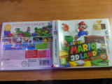 Joc 3ds Super Mario 3DLand