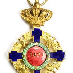 Ordinul / Decoratia Steaua Romaniei tip2, Ofiter, Civil