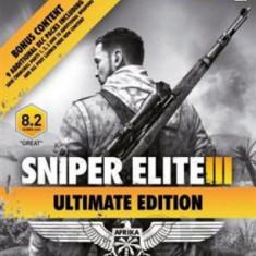 Sniper Elite 3 Ultimate Edition (Xbox360) - Cartela Cosmote