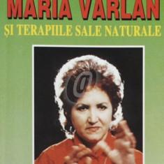 Un mister extrasenzorial Maria Varlan si terapiile sale naturale