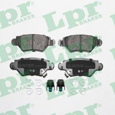 Set placute frana LPR 05P1227