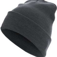 Beanie Basic Flap Long Version, One size