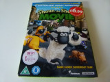 Shaun the sheep - dvd, Engleza
