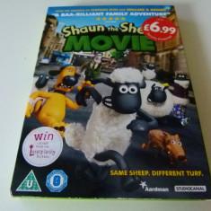 Shaun the sheep - dvd - Film animatie, Engleza