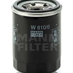 Filtru ulei MANN-FILTER W 610/6, Mann-Filter