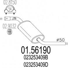 Toba esapamet intermediara MTS 01.56190 - Toba esapament Moto