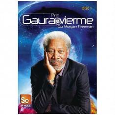 Prin gaura de vierme- Exista un creator?, DVD, Romana
