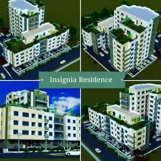 Apartamente noi cu 2 si 3 camere complex nou Insignia Residence Militari Pacii - Apartament de vanzare, 59 mp, Numar camere: 2, An constructie: 2018, Parter