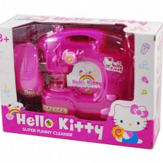Masina de cusut de jucarie HEllo Kitty cu sunete si lumini