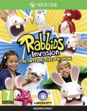 Rabbids Invasion The Interactive Tv Show (Xbox One), Ubisoft