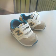 Adidași baieți - Adidasi copii New Balance, Marime: 23, Culoare: Din imagine