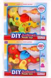 Jucarie Dinozaur demontabil din plastic