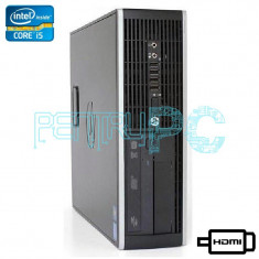 GARANTIE! Promotie! Calculator Intel Core i5-3350P 3.3GHz 4GB DDR3 500GB HD5450