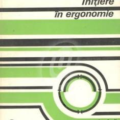 Initiere in ergonomie - Carte Resurse umane