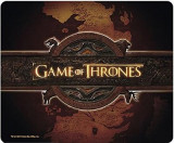 Mousepad Game Of Thrones Logo And Map, Gaming