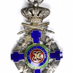 Ordinul / Decoratia Steaua Romaniei tip 2, Cavaler, Militari Pe timp de Pace