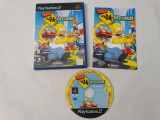 Joc Playstation 2 PS2 - The Simpsons Hit & Run