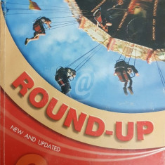 Round-Up 6. English Grammar Book - Carte in engleza