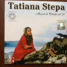 Tatiana Stepa cd disc compilatie muzica de colectie pop folk jurnalul national - Muzica Folk electrecord
